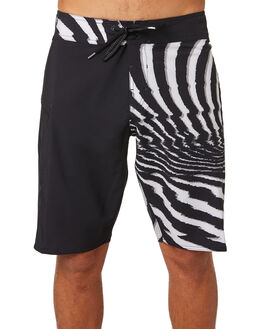 NEW BLACK MENS CLOTHING VOLCOM BOARDSHORTS - A0811818NBK