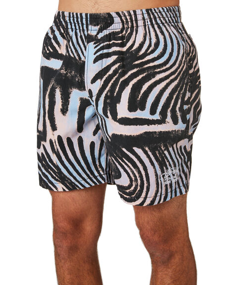 PASTEL MENS CLOTHING STUSSY SHORTS - ST093603PAS