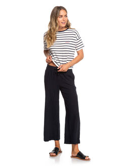 MOOD INDIGO WOMENS CLOTHING ROXY TEES - ERJZT04772-XBBW