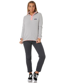DRIFTER GREY WOMENS CLOTHING PATAGONIA JUMPERS - 26020DFTG