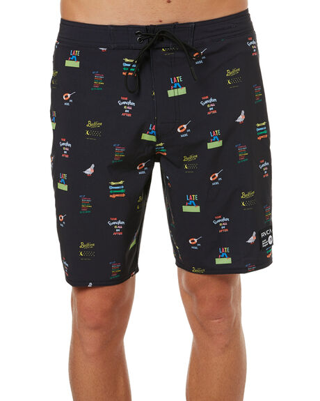 MULTI MENS CLOTHING RVCA BOARDSHORTS - R372401MUL