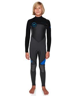BLACK BLACK CYANINE BOARDSPORTS SURF QUIKSILVER BOYS - EQBW103026-XKBC