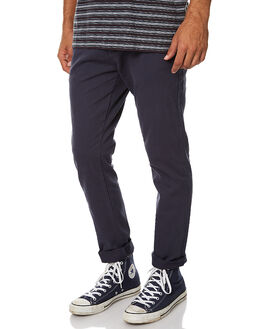 NAVY MENS CLOTHING ACADEMY BRAND PANTS - 17W100NVY