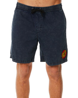 ACID DENIM MENS CLOTHING SANTA CRUZ BOARDSHORTS - SC-MBNC263ACDNM