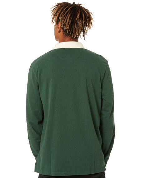 PINE NEEDLE MENS CLOTHING VANS SHIRTS - VN0A4TRAEEIGRN