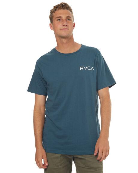 STARGAZER MENS CLOTHING RVCA TEES - R172060SGZR