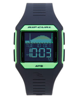 FLURO GREEN MENS ACCESSORIES RIP CURL WATCHES - A11244515