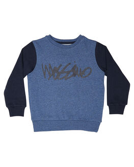 IMPERIAL MARLE KIDS TODDLER BOYS MOSSIMO JUMPERS - 3M75CKIMP