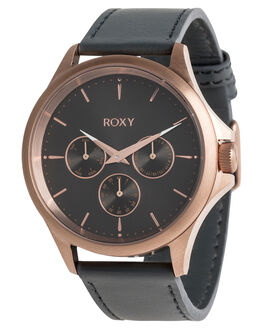 ROSE GOLD GUN GUN WOMENS ACCESSORIES ROXY WATCHES - ERJWA03029XMKK