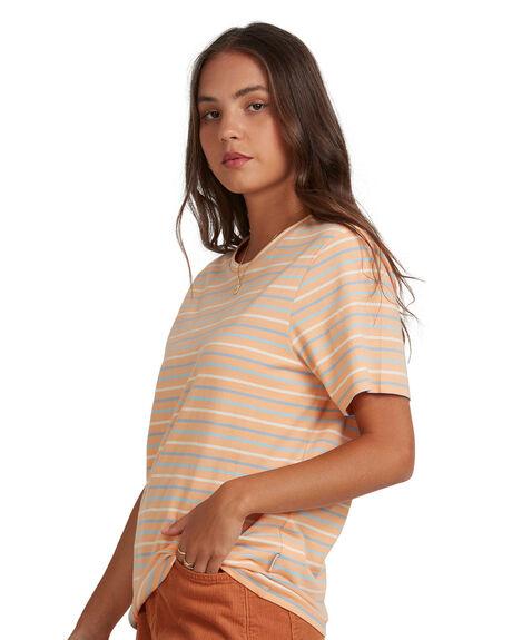 PEACH WOMENS CLOTHING ELEMENT TEES - EL-217007-P20
