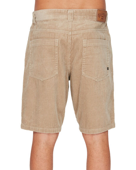 LIGHT KHAKI MENS CLOTHING BILLABONG SHORTS - BB-9591725-LKH