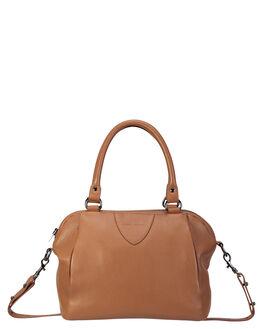 TAN WOMENS ACCESSORIES STATUS ANXIETY BAGS + BACKPACKS - SA7242TAN