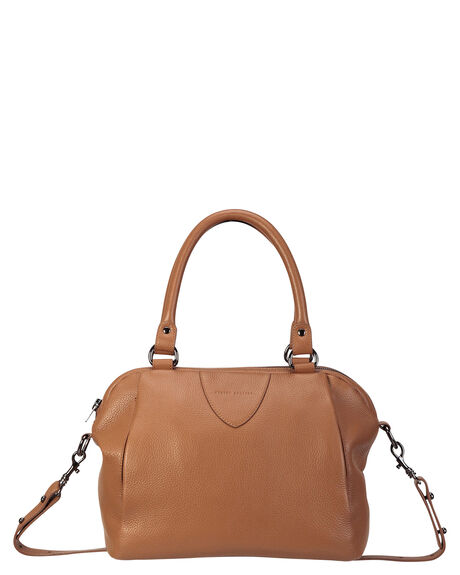 TAN WOMENS ACCESSORIES STATUS ANXIETY BAGS + BACKPACKS - SA7242TAN