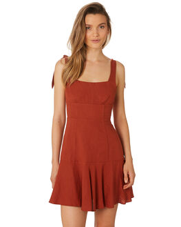 PAPRIKA OUTLET WOMENS TIGERLILY DRESSES - T395438PAP