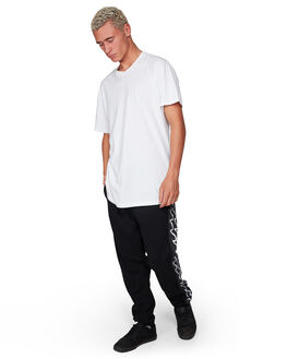 BLACK MENS CLOTHING BILLABONG PANTS - BB-9507658-BLK
