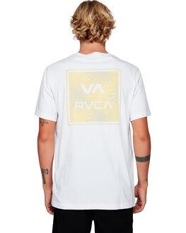 BRIGHT LEMON MENS CLOTHING RVCA TEES - RV-R182062-BT0