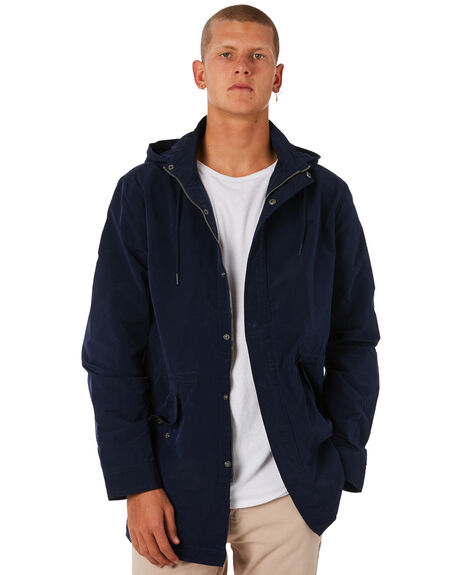 NAVY OUTLET MENS ACADEMY BRAND JACKETS - 18W205NVY