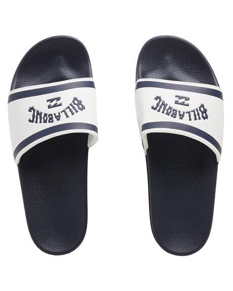 NAVY MENS FOOTWEAR BILLABONG THONGS - BB-9607945X-NVY