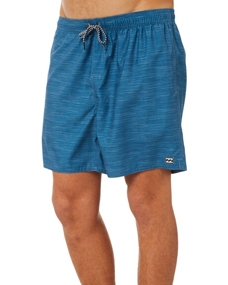 DENIM BLUE MENS CLOTHING BILLABONG BOARDSHORTS - 9581417DNM