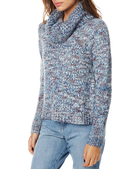 MULTI WOMENS CLOTHING ELEMENT KNITS + CARDIGANS - 276425MULT
