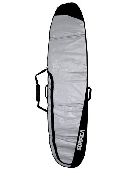SILVER BOARDSPORTS SURF SURFICA GSI BOARDCOVERS - SA-BB-LONG-SLV
