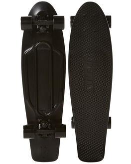 BLACK SKATE COMPLETES PENNY  - PNYCOMP27156BLK