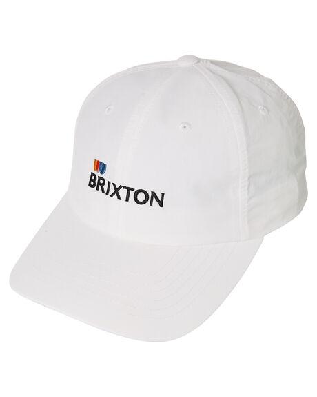 WHITE MENS ACCESSORIES BRIXTON HEADWEAR - 10849WHITE
