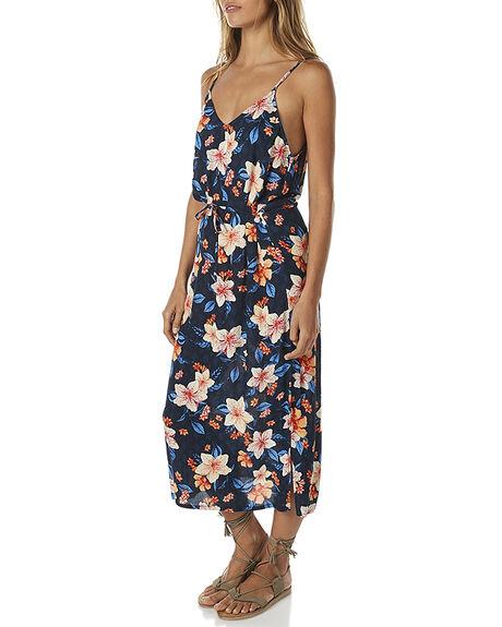 OFF BLACK WOMENS CLOTHING BILLABONG DRESSES - 6575473OBLK