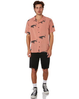CORK MENS CLOTHING THRILLS SHIRTS - TS9-206CKCORK