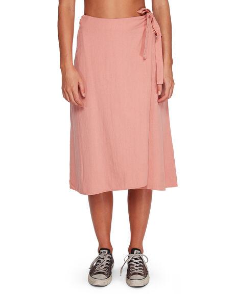 CLAY WOMENS CLOTHING BILLABONG SKIRTS - BB-6592525-C24