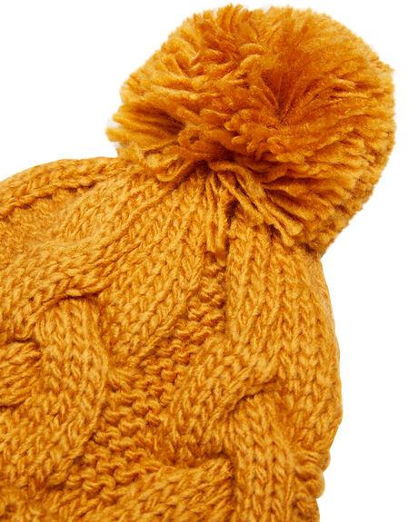 INCA GOLD WOMENS ACCESSORIES RUSTY HEADWEAR - HBL0316ING