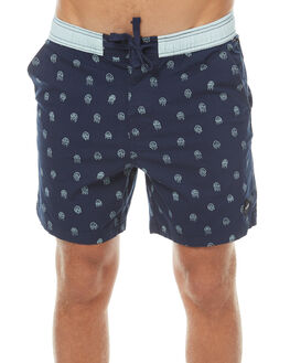 NAVY MENS CLOTHING THE CRITICAL SLIDE SOCIETY BOARDSHORTS - SAB1709NVY
