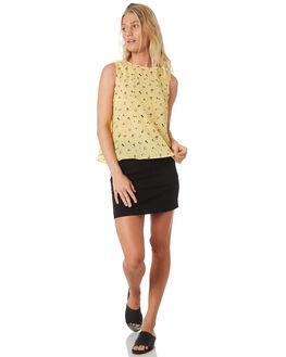 PRINT WOMENS CLOTHING SASS FASHION TOPS - 12944TWSSPRT