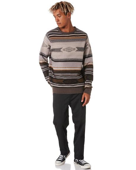 KHAKI MENS CLOTHING ST GOLIATH KNITS + CARDIGANS - 4351017KHAK