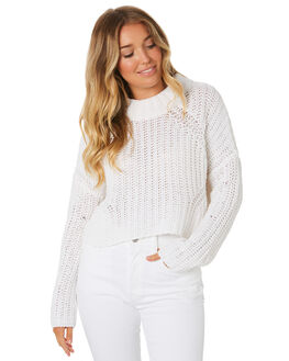SNOW OUTLET WOMENS ARCAA MOVEMENT KNITS + CARDIGANS - 1A003-2SNOW