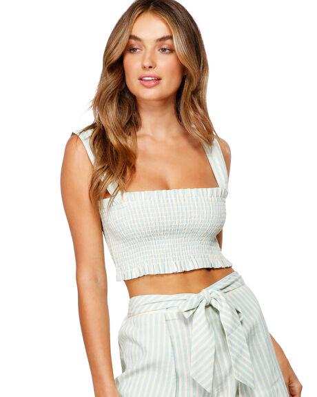 ANTIQUE WHITE WOMENS CLOTHING BILLABONG FASHION TOPS - BB-6591110-A75