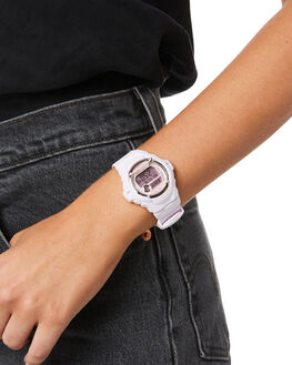 PINK WOMENS ACCESSORIES BABY G WATCHES - BG-169M-4DRPNK