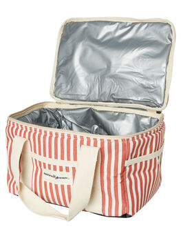 RUST STRIPE MENS ACCESSORIES BUSINESS AND PLEASURE CO OUTDOOR - BPA-COO-LAU-RST