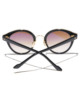 BLACK WOMENS ACCESSORIES SUNDAY SOMEWHERE SUNGLASSES - SUN5004150