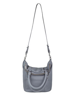 GREY WOMENS ACCESSORIES STATUS ANXIETY BAGS + BACKPACKS - SA7003GRY