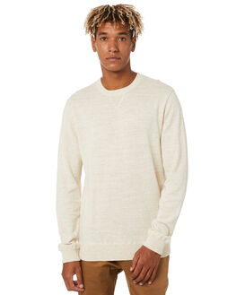 OAT MENS CLOTHING ACADEMY BRAND KNITS + CARDIGANS - 20S431OAT