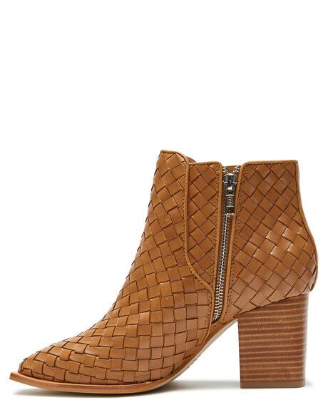 CARAMEL WOMENS FOOTWEAR SOL SANA BOOTS - SS202W424CRML