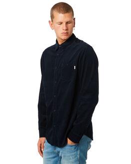 NAVY MENS CLOTHING RHYTHM SHIRTS - APR18M-WT02NAV