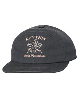 CHARCOAL MENS ACCESSORIES RHYTHM HEADWEAR - JUL18M-CP03CHA