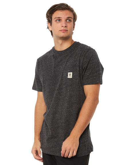 CHARCOAL MENS CLOTHING ELEMENT TEES - 174104CHAR