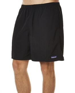 BLACK MENS CLOTHING PATAGONIA BOARDSHORTS - 58033BLK