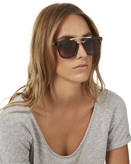 DARK TORT WOMENS ACCESSORIES SEAFOLLY SUNGLASSES - SEA1612610DRTRT