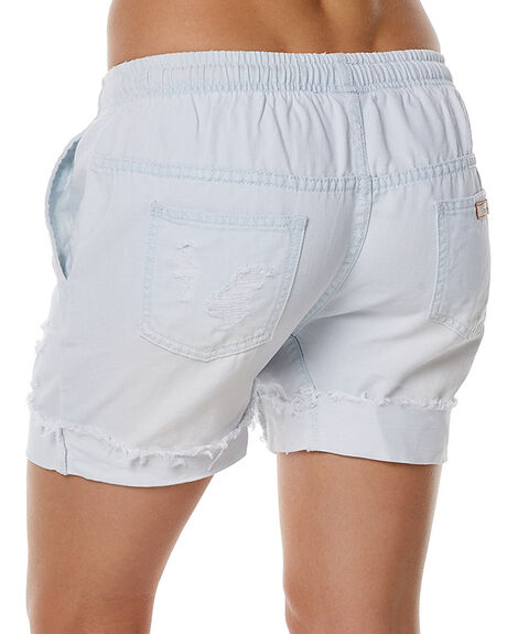 WHITE WOMENS CLOTHING BILLABONG SHORTS - 6562289WHT