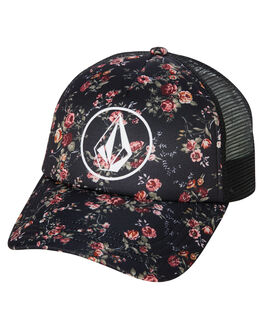 ROSEWOOD WOMENS ACCESSORIES VOLCOM HEADWEAR - E5541901ROS