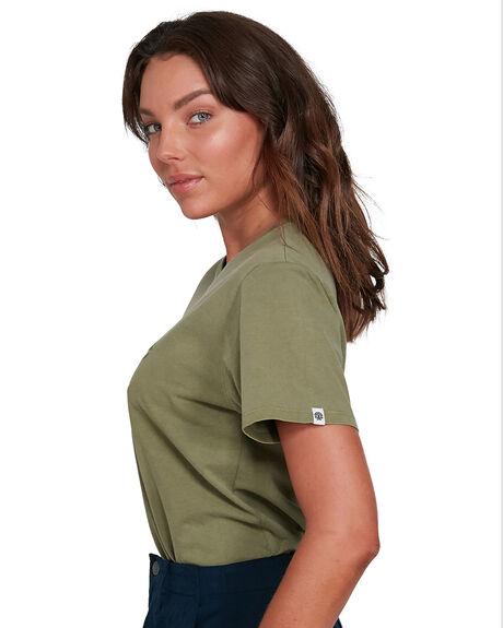 CAPULET OLIV WOMENS CLOTHING ELEMENT TEES - EL-202001-CPT